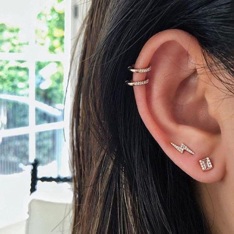 orecchini orecchio intero